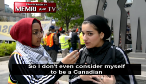 """Muslim migrant in Toronto: """"Canada is a white supremacist, racist project. I don't consider myself to be Canadian"""""""