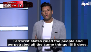"""Egyptian reformist: """"Caliphates through the ages"""" were """"terrorist caliphates, perpetrated the same things ISIS does"""""""
