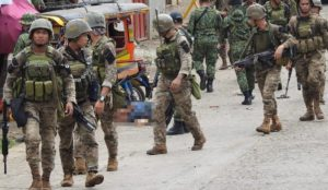 Philippines: Islamic State murders five in jihad suicide bombings at military camp