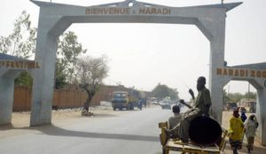 Niger: Muslim mob torches Christian church, pastor's car
