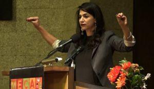 George Mason University Professor Noura Erekat Lies About Israel, Offers De Facto Legal Brief for Jihad Terrorists