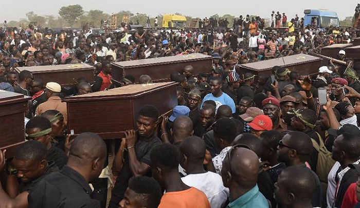 """Nigeria: """"local Muslims"""" murder 7 Christians on way home from church"""