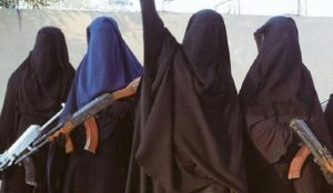 """Europol report warns: """"female jihadis are as ideologically motivated as their male counterparts"""""""