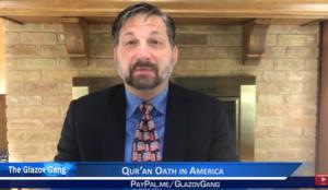 Guandolo Moment: Qur'an Oath in America