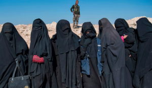 Islamic State brides stab 16-year-old girl and one-legged man to death for leaving Islam