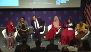"Washington, DC: NYU Brademas Center Panel Claims ""Islamophobia"" is ""White Supremacy"""
