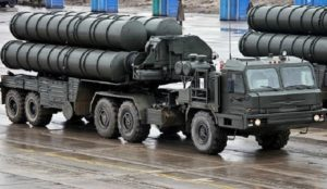 S-400 Russian missile system delivered to Turkey against U.S. warning, sanctions may follow