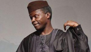 "Nigeria's Vice President urges Muslims and Christians to unite against ""radical Islamist terrorism"""