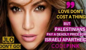 Jennifer Lopez boycotted in Cairo after refusing to cancel performance in Israel