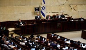 Israel: Knesset members thank US Congress for rejecting BDS but warn that a two-state solution is far more dangerous