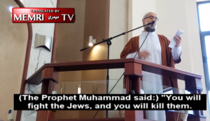 Muslim cleric: Muslims who normalize relations with Israel won't be with those who kill Jews to hasten the last hour