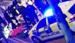 UK: Muslim stabs police officer in head and hand