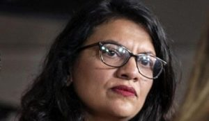 Rashida Tlaib criticized wall that stopped jihad suicide bombings