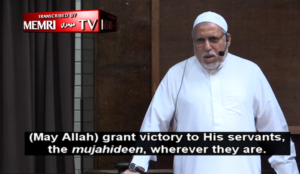 "Virginia: Imam prays that Allah would ""grant victory to his servants, the mujahideen, wherever they are"""