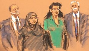 New York City: Muslima gets 15 years for planning to build a bomb for a jihad massacre