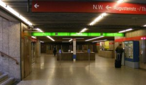 Germany: Nurse refuses sex in subway station, Muslim migrant kicks her in the face