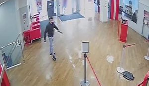 """UK: Muslim brandishing meat cleaver sets fire to bank, is judged to be """"very mentally ill"""""""