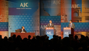 "American Jewish Committee: ""Jews and Muslims are natural allies in the US to fight bigotry against both groups"""
