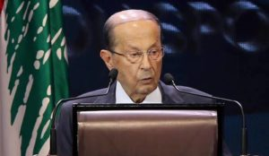 Turks irked as Lebanon's Aoun says Ottoman occupation was marked by repression and injustice