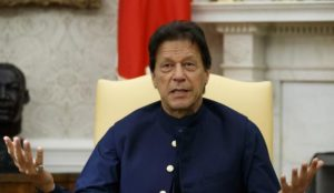 "Pakistan PM on Kashmir: ""It is jihad. We are doing it because we want Allah to be happy with us."""