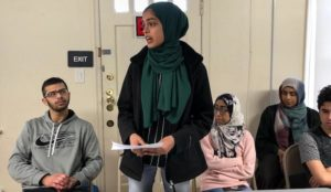 At the Islamic Association of Greater Hartford, Young Muslims Coached to Handle the Media (Part 3)