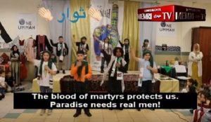 Philadelphia: Muslim kids dance to chopping heads jihad song, investigation goes quiet