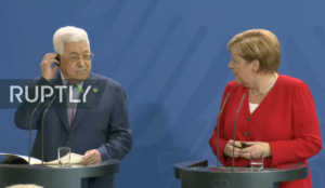 Merkel gives $500,000,000 to Palestinian Authority as it pays Muslims to murder Israelis