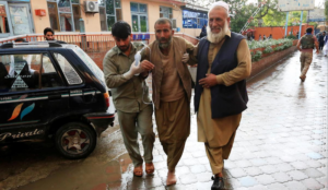 Afghanistan: Muslims bomb rival mosque, murdering 62 at Friday prayers