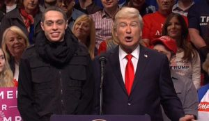 "SNL hits Trump for ""bringing jobs back to ISIS"" just as ISIS caliph al-Baghdadi is killed"