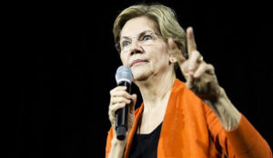"""Warren threatens Israel: Accept """"two-state solution,"""" or """"everything is on the table"""""""
