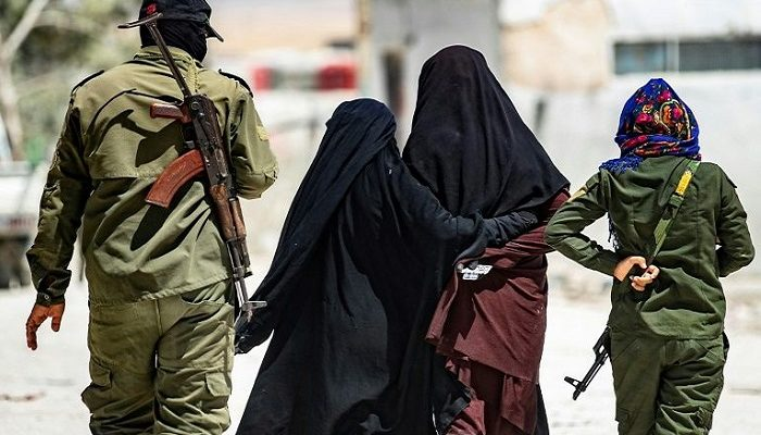 Sweden frees two arrested Islamic State women who returned from Syria