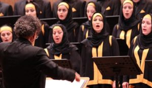 """Islamic Republic of Iran: Six female singers get prison for """"collaboration in making music and images"""""""