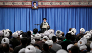 """Iran's Khamenei: """"Building and stockpiling nuclear bombs is wrong and using it is haram"""""""