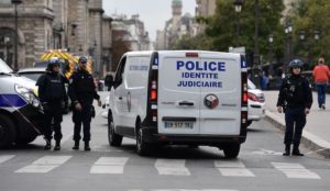 """France: Wife of Paris jihad murderer is released, despite """"Allahu akbar"""" text messages with killer before attack"""