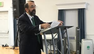 Video: Robert Spencer speaks, Sullivan County Republican Party, New Hampshire, October 4, 2019