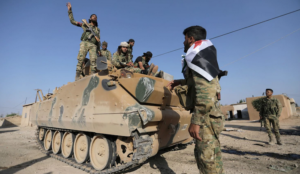 Kurdish forces strike deal with Syrian government to oppose Turkish incursion