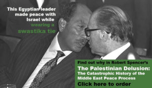 "The swastika tie and the Middle East ""peace process"""