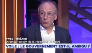 """France: Deputy editor of Le Figaro condemned for saying everyone has the """"right to hate religion"""""""