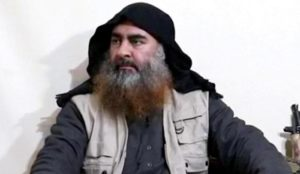 Islamic State caliph al-Baghdadi's underground bunker was filled with Islamic texts