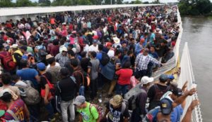 """Mexico """"terror path proven"""" as jihadists infiltrate refugee stream and enter US"""