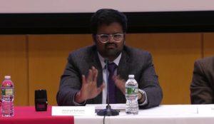 "Ammad Bahalim Helps Brandeis Combat ""Islamophobia"""