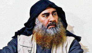 How could Turkey not have known that al-Baghdadi was just a few miles from the Turkish border?