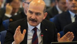 """Turkey's Interior Minister: """"We will send the captured Daesh [Islamic State] members to their countries"""""""