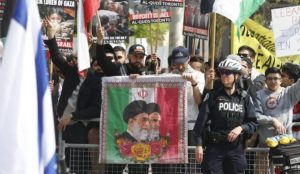 Canada: Toronto Police lay no charges for virulently hateful, anti-Semitic, pro-jihad Al Quds Day rally