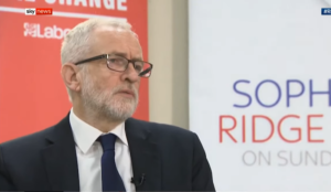 "UK: Labour leader Jeremy Corbyn says jihad terrorists should ""not necessarily"" serve full sentences in prison"