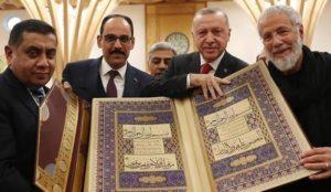 Erdogan: A Muslim cannot be a terrorist; Islam does not produce terrorists