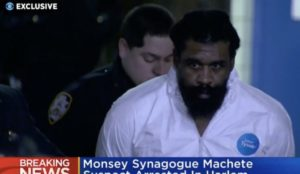 """NY: """"Highly credible law-enforcement source"""" says man who stabbed Jews celebrating Chanukah is convert to Islam"""