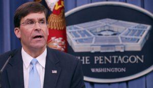 "Defense Secretary on Pensacola jihad massacre: ""I can't say it's terrorism at this time"""