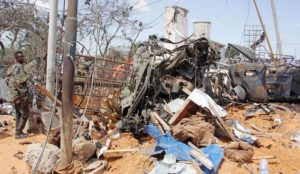 Somalia: Muslims murder at least 73 with car bomb during rush hour in Mogadishu