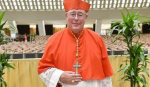 """Cardinal tells Europeans they should be """"fiercely ashamed"""" of their treatment of migrants"""